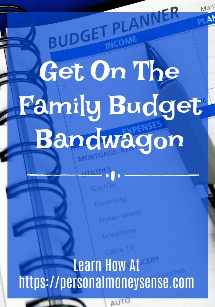 Family Budget Bandwagon