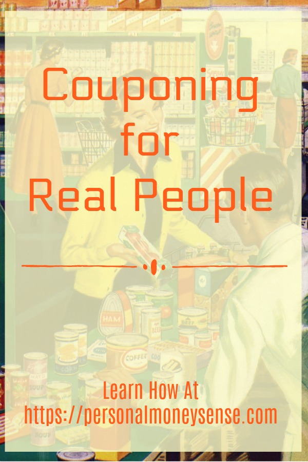 Couponing for real people... how to coupon